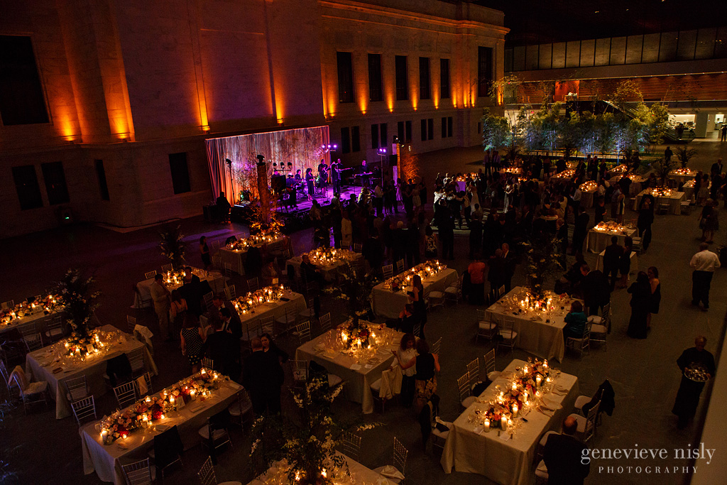 Cleve art museum CS TREP lighting entire space