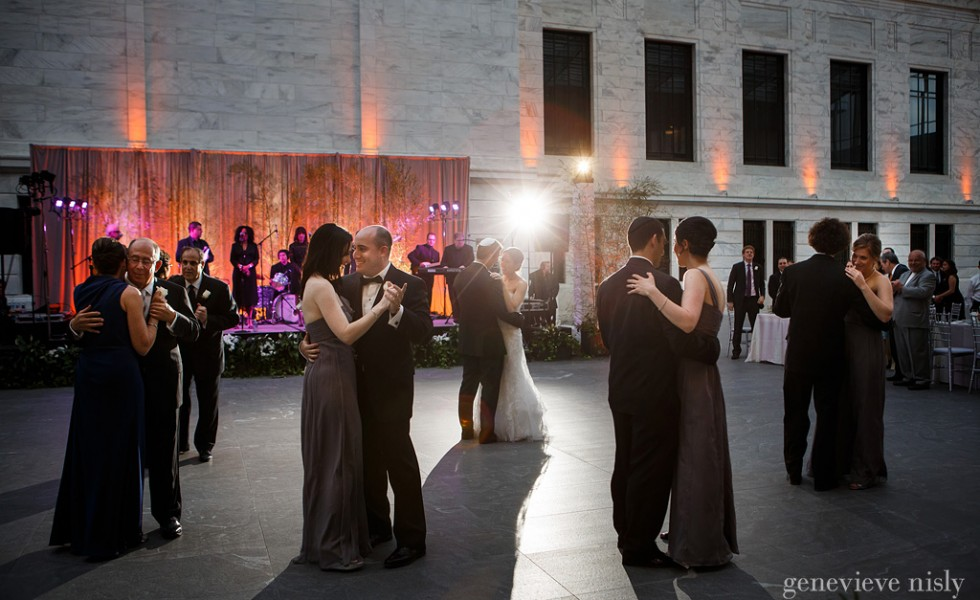 cleve art museum - CS TREP lighting bride and groom